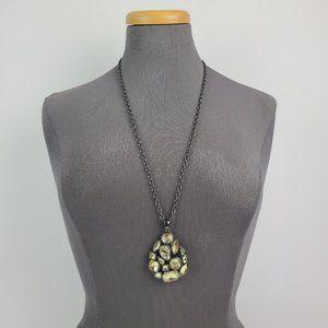 Lia Sophia Long Pendant Necklace